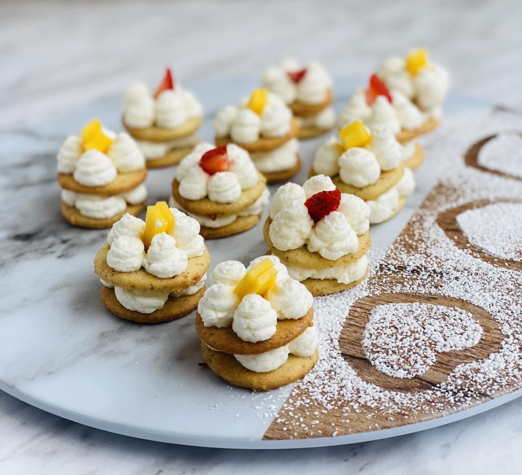 Mini bites cookies